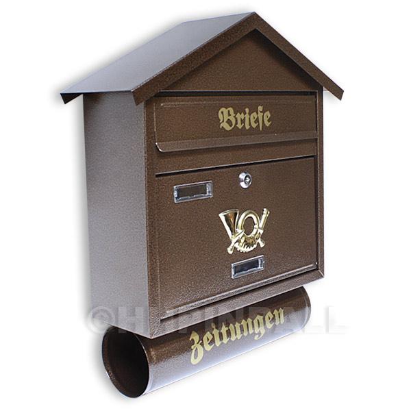 briefkasten briefk sten zeitungsfach postkasten. Black Bedroom Furniture Sets. Home Design Ideas