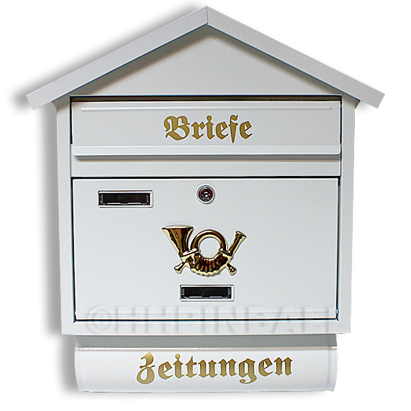 briefkasten briefk sten zeitungsfach postkasten. Black Bedroom Furniture Sets. Home Design Ideas