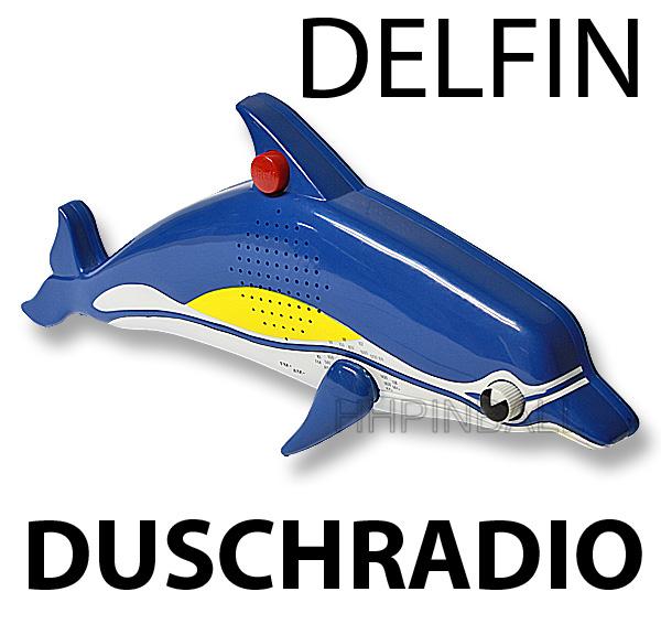 delfin design duschradio badezimmerradio dusch bad radio fm af neu badradio ebay. Black Bedroom Furniture Sets. Home Design Ideas