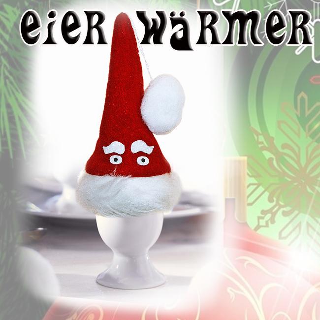 eierw rmer nikolausm tze weihnachtsm tze weihnachten. Black Bedroom Furniture Sets. Home Design Ideas