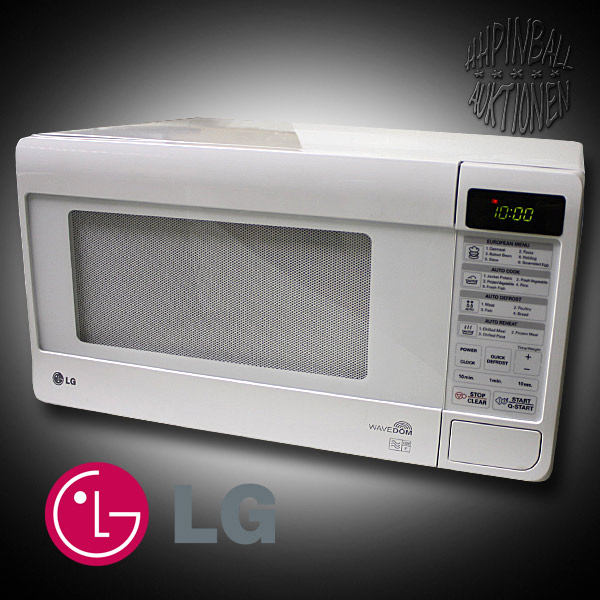 lg mikrowelle ms2347gr 850 watt 23 liter top zustand ebay. Black Bedroom Furniture Sets. Home Design Ideas