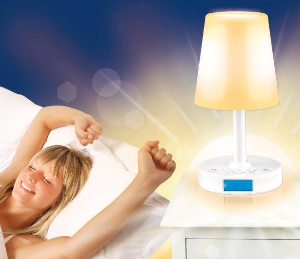 lampe wecker