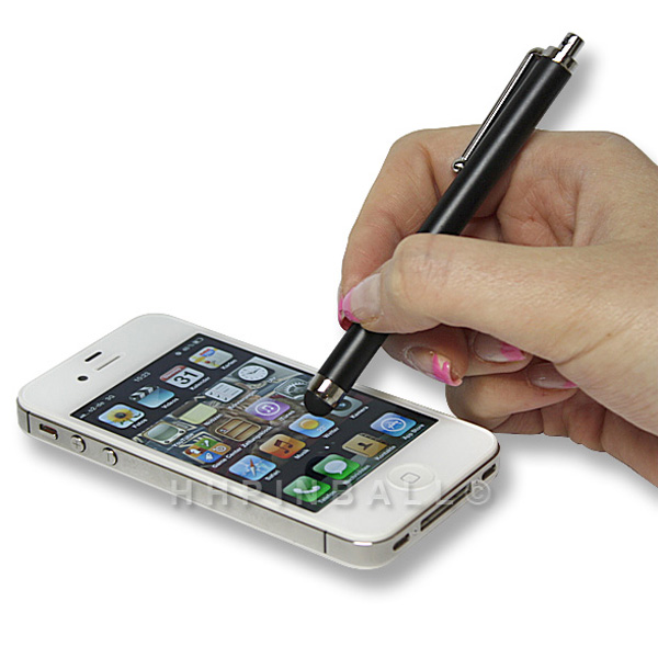 Stylus-Touch-Pen-Eingabe-Stift-iPhone-3G-3GS-4-4S-Samsung-HTC-iPad-iPod-Galaxy-3