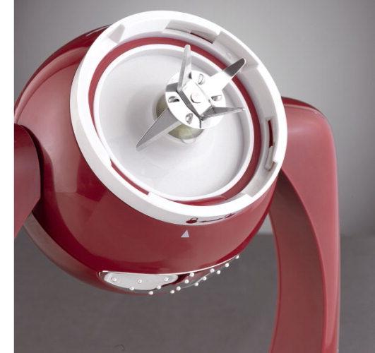pro v smoothie maker rot design standmixer mixer aus tv. Black Bedroom Furniture Sets. Home Design Ideas