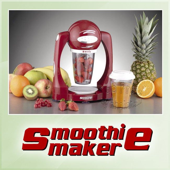 pro v smoothie maker rot design standmixer mixer aus tv ebay. Black Bedroom Furniture Sets. Home Design Ideas