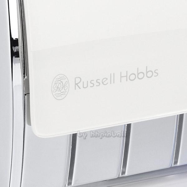 russell hobbs glas touch 2 scheiben toaster design 14390 line edel wei neu. Black Bedroom Furniture Sets. Home Design Ideas