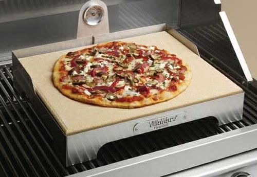 Pizzastein Für Gasgrill : Villaware pizza grill bbq pizza maker pizzastein gasgrill